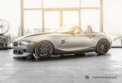 BMW Z4 Rampant, con motor V8 gracias a Carlex