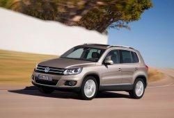 Volkswagen Tiguan 2015, más potencia y menores consumos en sus motores 2.0 TDI