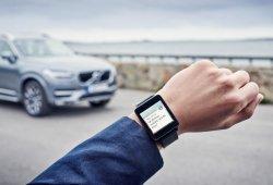 Volvo On Call, ahora con compatibilidad Apple Watch y Android Wear