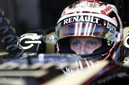 Grosjean, sancionado con cinco puestos en la parrilla del Gran Premio de Mónaco
