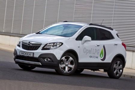 Opel dispone de una gama de doce modelos GLP