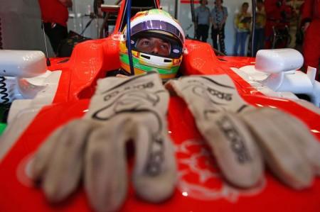 Roberto Merhi seguirá con Manor en el Gran Premio de Mónaco