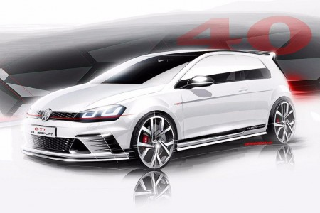 Volkswagen Golf GTI Clubsport, 265 CV que estarán en Wörthersee 2015