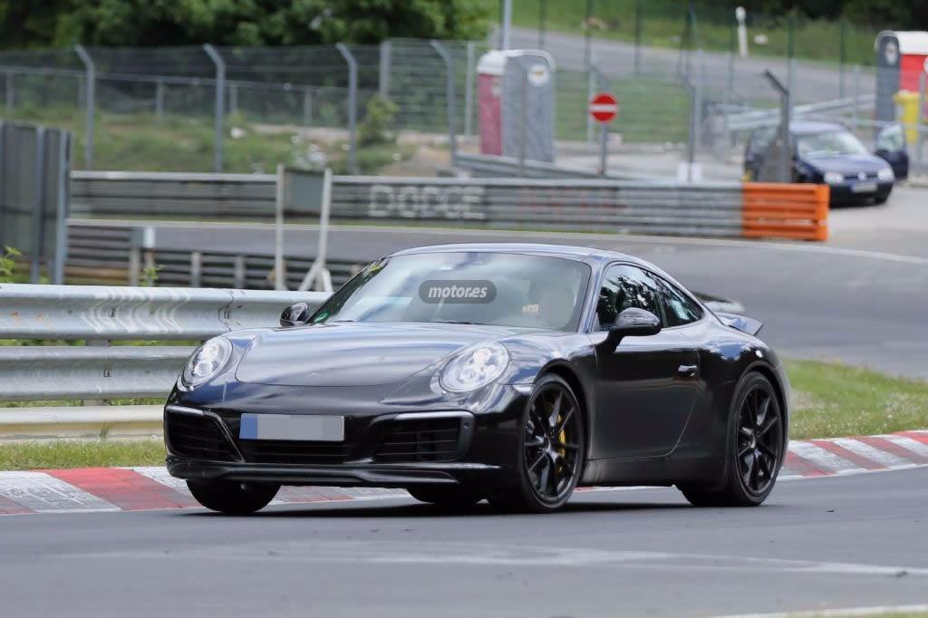 Porsche 911 2016, la actualización con su nuevo diseño al descubierto