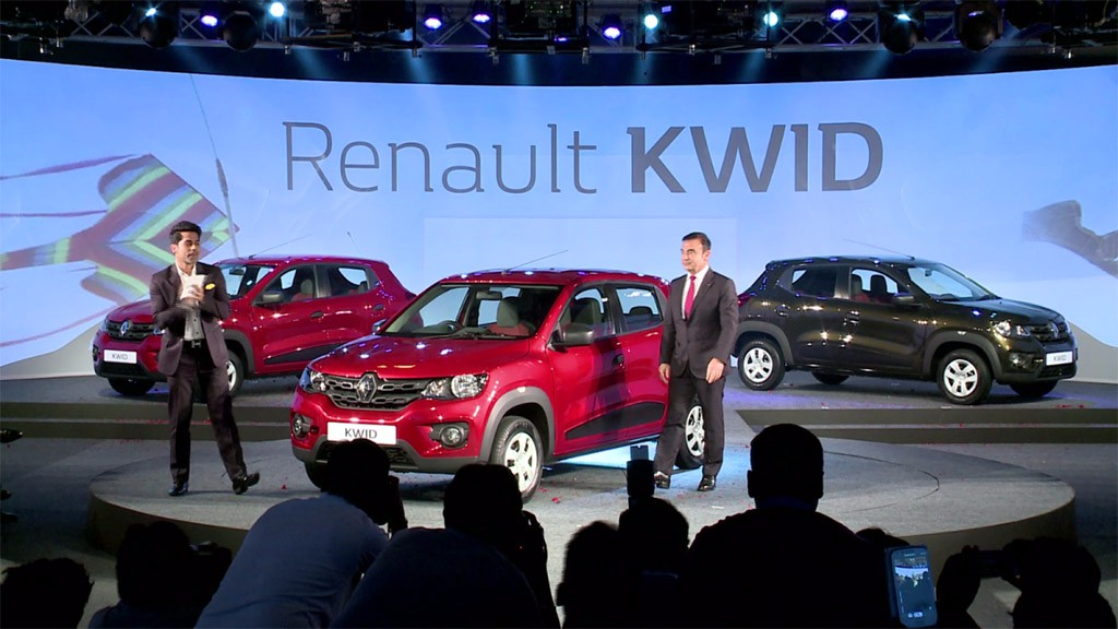 Renault Kwid, argumentos para su éxito