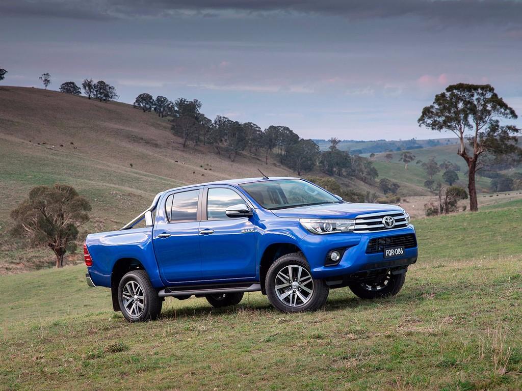 Toyota Hilux 2016, renovación completa para una pick-up famosa