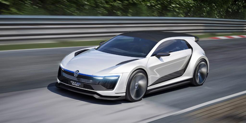 Volkswagen Golf GTE Sport, mucha fibra de carbono para estos 400 CV híbridos