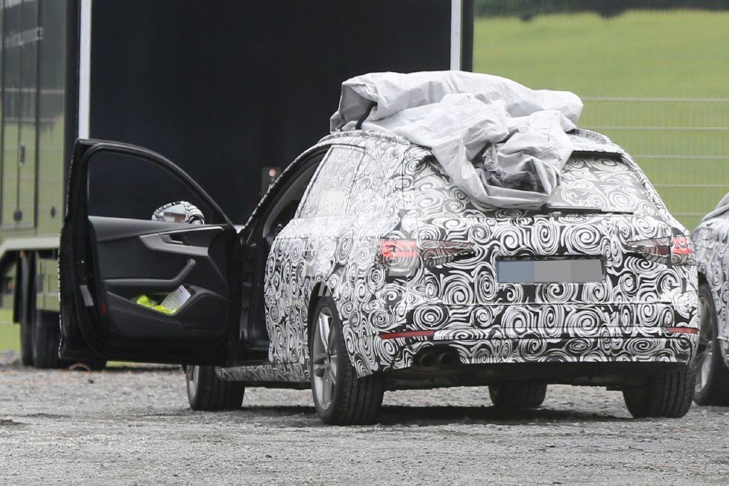 El Audi A4 2016 nos deja ver su interior por primera vez