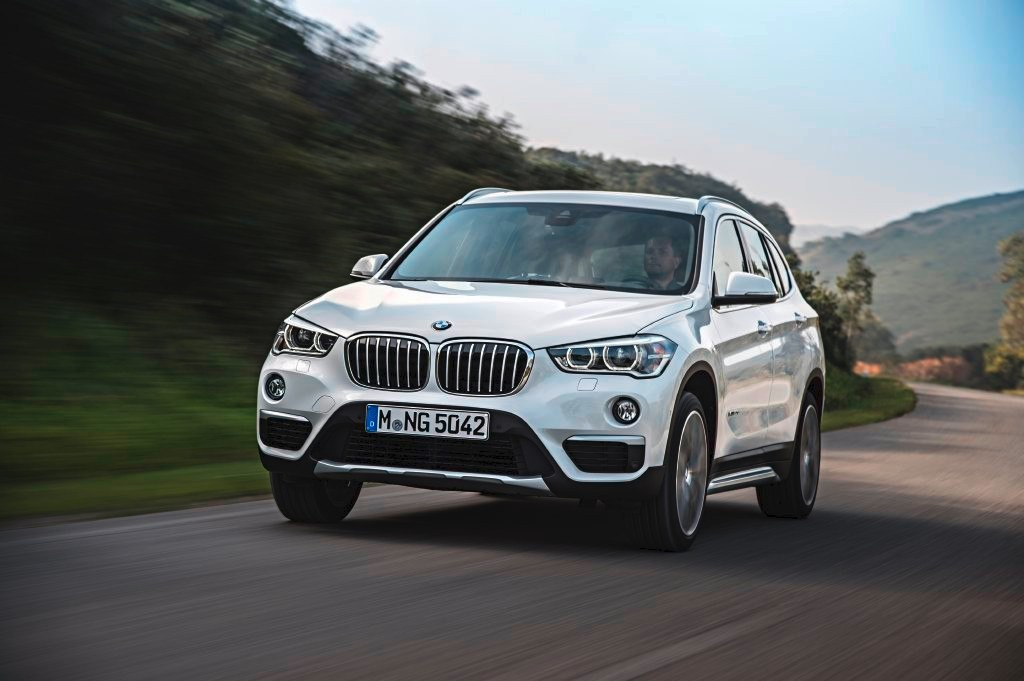 Oficial: Nuevo BMW X1 2015