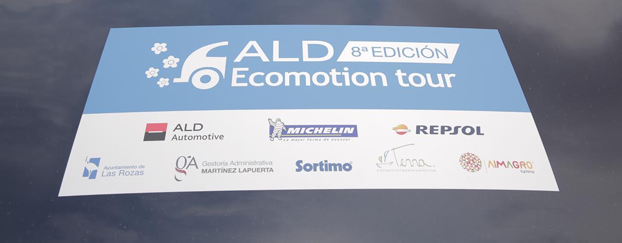 Ecomotion tour 2015, un rallye para ser tan finos como nos sea posible