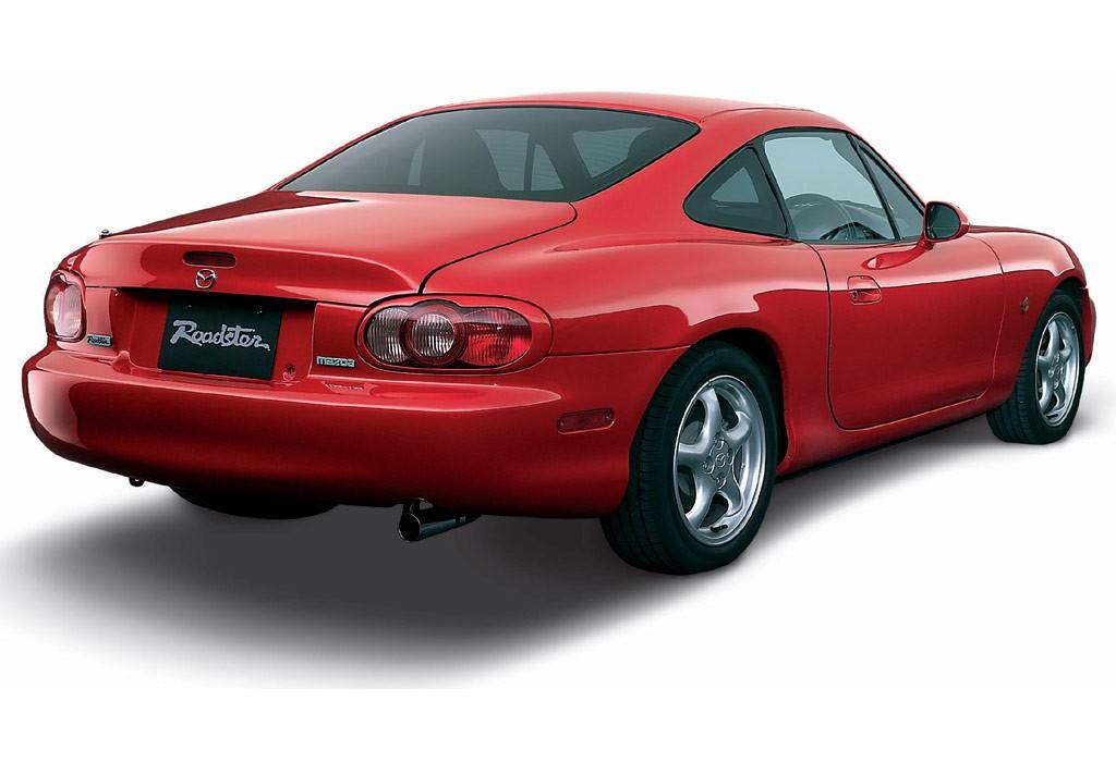 Mazda MX-5 Coupé, el roadster que dijo adiós al cielo abierto