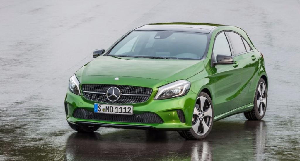 Este es el nuevo Mercedes Clase A 2015 y sus novedades