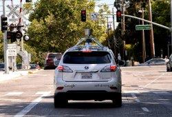 Los accidentes de coches autónomos serán públicos en California
