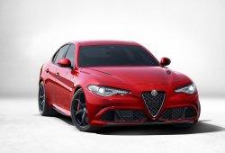 Alfa Romeo Giulia 2015, ya es oficial