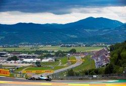 Alineación de pilotos para los test post GP en Austria