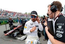 """Alonso, tras abandonar: """"Paciencia a los que nos apoyan y que disfruten los que no"""""""
