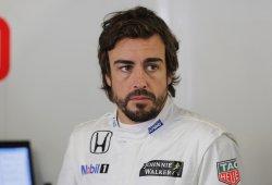 Alonso estrena morro corto...y sanción