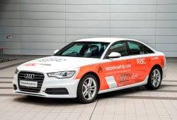Un Audi A6 Ultra, un récord por batir y muchos países por visitar