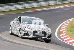 El Audi S5 2017 se pone a punto en Nürburgring
