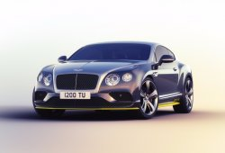 Bentley Continental GT Speed Breitling Jet, colores especiales para siete unidades