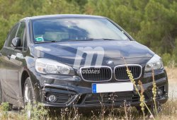BMW 223e, así es el Serie 2 Active Tourer híbrido sin camuflaje