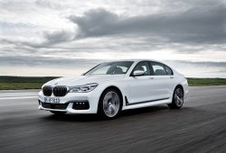 BMW Serie 7 2016, así luce con su paquete deportivo M