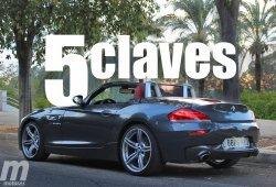 BMW Z4, en cinco claves: por qué podría ser tu coche
