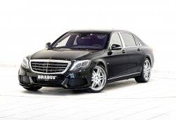 Brabus se atreve con el Mercedes-Maybach S 600