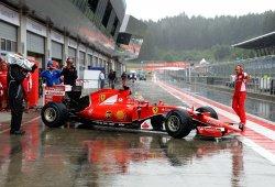 El debut de Fuoco con Ferrari, sueño y pesadilla