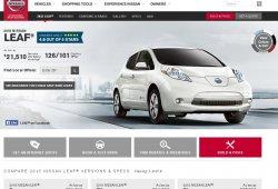 El Nissan Leaf es muy dependiente de las bonificaciones fiscales en EEUU