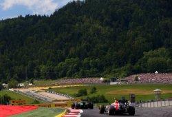 En directo: Carrera del Gran Premio de Austria de F1