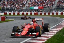 Ferrari quiere alcanzar a Mercedes en Monza