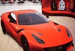 Ferrari F12 GTO, ¿eres tú?