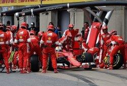 Ferrari abandona el podio tras rendimiento desigual de sus pilotos