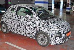 Fiat 500 2016, cazado de nuevo