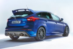 Ford confirma que el Focus RS tendrá 350cv