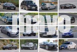 Volkswagen Golf R400, Astra GSi, Audi TT RS, Lexus ES : Fotos espía mayo 2015
