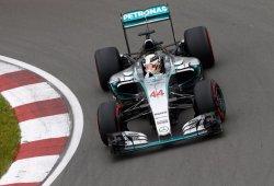 Hamilton reconquista Canadá en otro ridículo de McLaren