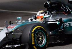 Hamilton y Rosberg, sobrados en la FP1 de Montreal
