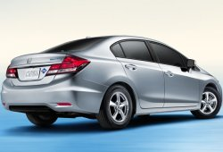Honda abandona el gas natural comprimido