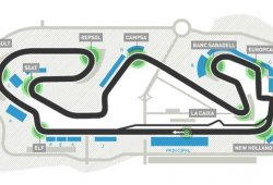 Horarios del GP de Catalunya 2015 y datos del circuito de Montmeló
