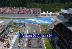Horarios y previo GP Austria 2015