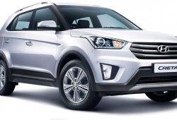 Se presenta en la India el Hyundai Creta