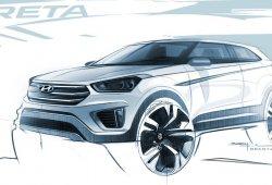 Hyundai Creta, primera imagen del nuevo SUV urbano