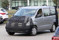 Hyundai H1 2016, su diseño se actualizará próximamente