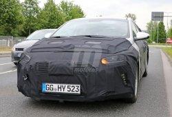 Hyundai entrena al rival del Toyota Prius en Europa