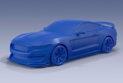 Imprimir en 3D tu Ford en casa es posible
