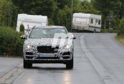 El Jaguar F-Pace 2016 vuelve a Nürburgring y muestra sus nuevos paragolpes