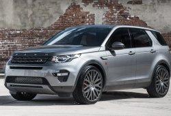 Kahn Design le mete mano al nuevo Land Rover Discovery Sport
