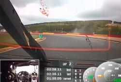 Vive una vuelta rápida a SPA desde un Koenigsegg One:1